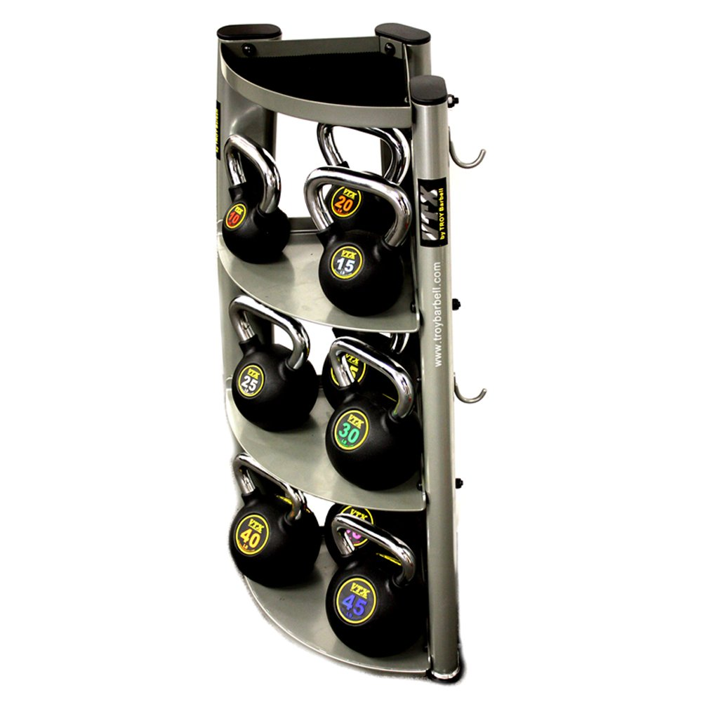 Troy Vertical Kettlebell/Accessory Rack by Troy Barbell (Image #2)