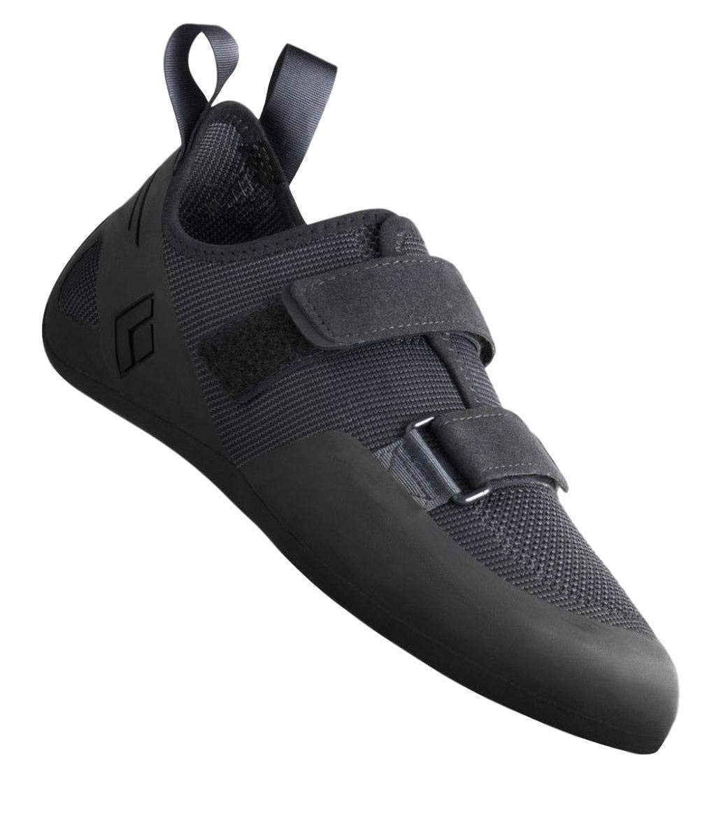 Black Diamond Momentum Vegan Climbing Shoe - Men's Carbon 13 by Black Diamond