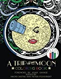 img - for A Trip To The Moon Coloring Book book / textbook / text book