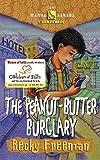 img - for The Peanut-Butter Burglary (Camp Wanna Bannana) book / textbook / text book