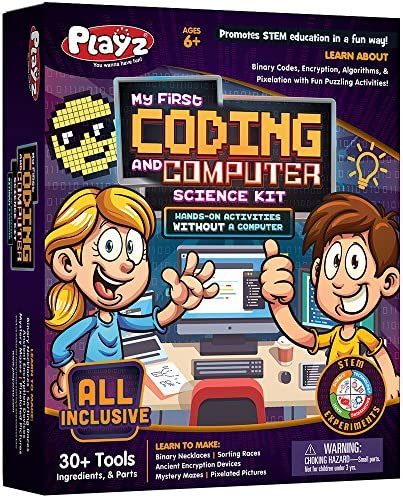 Playz First Coding Computer Science product image