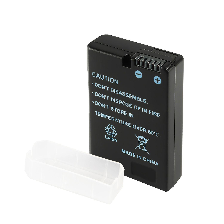 INSTEN交換用Nikon en-el14 Battery for Nikon d3100 , d3200 , d5100 , p7000、p7100、p7700 DSLRカメラ   B01D0UOOU8