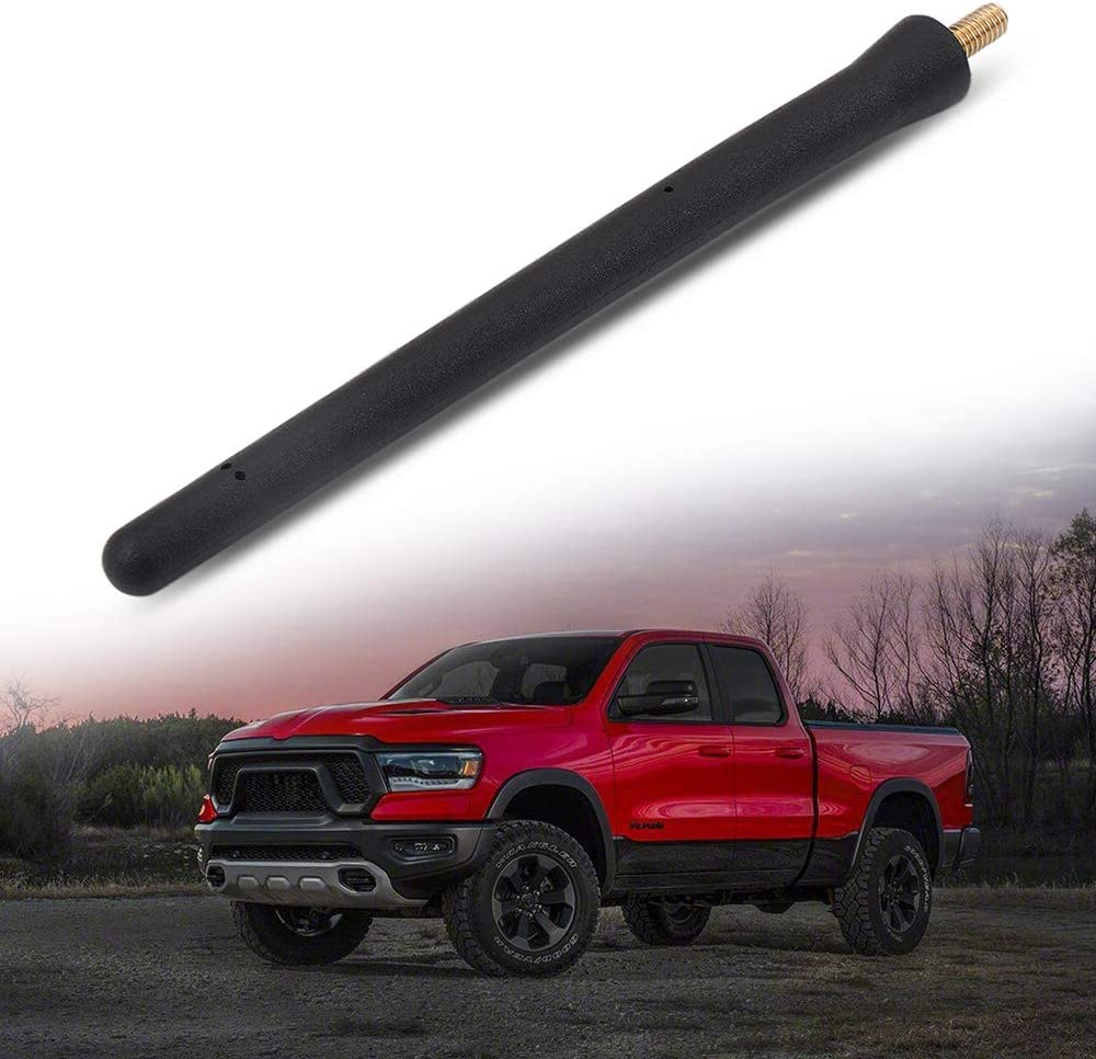 Dodge Ram Trucks >> Custom Replacement 6 3 4 Inch Fit Dodge Ram Trucks 1500 2500 2009 2018 Short Antenna