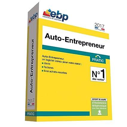 Ebp Auto Entrepreneur Pratic 2017 Amazonfr Logiciels