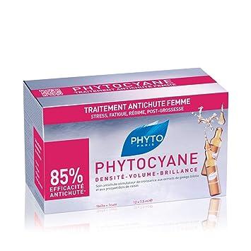 Amazon Com Phytocyane Botanical Revitalizing Serum Thinning Hair