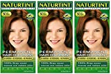 - Naturtint - Hair Dye - 5C Light Copper Chestnut | 135ml | BUNDLE by Naturtint