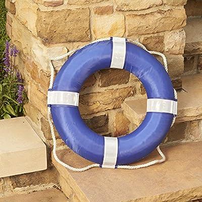 Blue Wave Foam Pool Swim Ring Buoy: Toys & Games