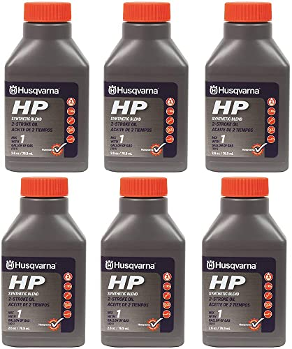 Husqvarna HP Synthetic 2-Cycle Oil