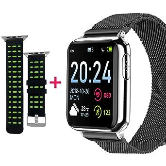Relojes Inteligentes Spo2 Actividad Deporte Fitness Salud Smart ...