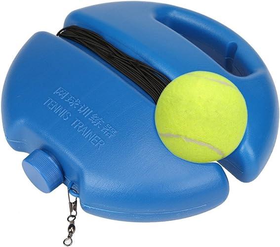 FOANA - Pelota de tenis simple para entrenamiento de base y tenis ...