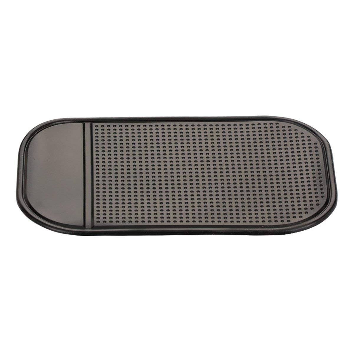 Car Dashboard Sticky Pad Car Gadget Silicone Mat Automobiles Interior Anti-Slip Mat Universal Vehicle Accessories