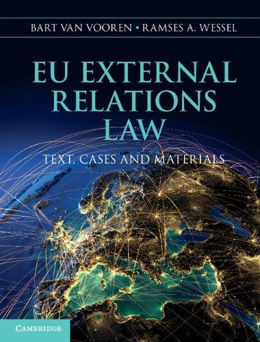 Download EU External Relations Law: Text, Cases and Materials Pdf