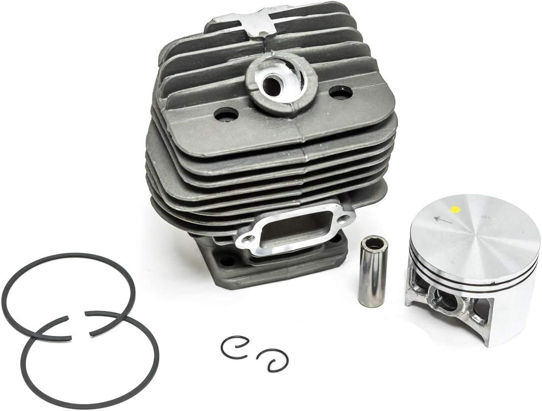 56mm Cylinder Piston w// Gasket Kit for Stihl 066 MS660 064 MS640 MS650