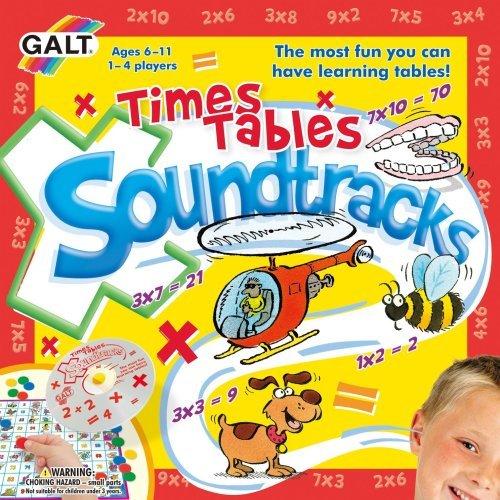 珍しい Times Tables Tables Sountracks [並行輸入品] [並行輸入品] Times B01K1UPGG6, サクラ楽器:0233a712 --- clubavenue.eu