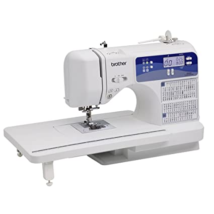 Brother CP40 Computerized Sewing Quilting Machine 40 Builtin Fascinating Brother 2410 Sewing Machine