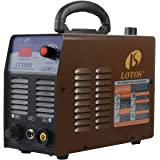 Product Name: Lotos LT3500 35Amp Air Plasma Cutter, 2/5 Inch Clean Cut, 110V/120V Input with Pre Installed NPT Quick…