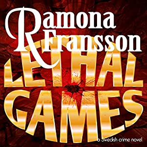 Lethal Games: A Swedish Crime Novel Audiobook