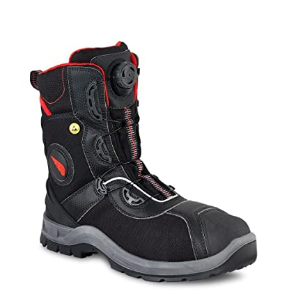 Red Wing petroking 3208 Black Boa – Botas de seguridad S3 ESD