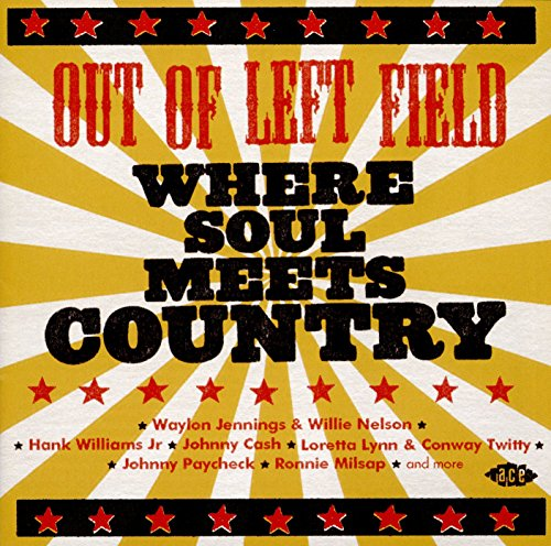 VA - Out Of Left Field Where Soul Meets Country - CD - FLAC - 2016 - NBFLAC Download