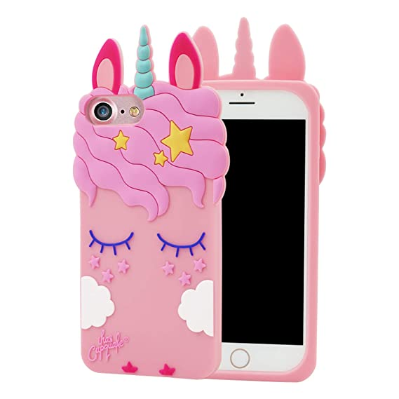 new product aa08d 9648f Amazon.com: Unicorn Case for iPhone 6, Unicorn iPhone 6S Case ...
