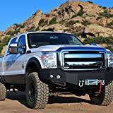 Smittybilt 612831 M1 Front Trunk Bumper for Ford F-250/F-350