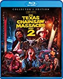Texas Chainsaw Massacre 2: Collector's Edition [Blu-ray]