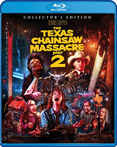 The Texas Chainsaw Massacre 2 (Collector's Edition) [Blu-ray] ()