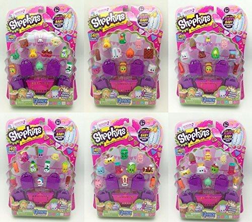 Shopkins Season 2 12 Pack Case (6x12 - 72 Pieces)