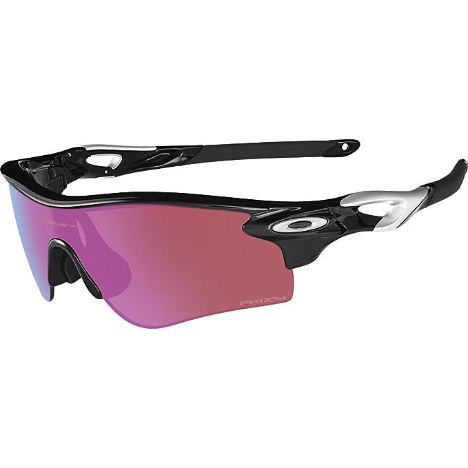 fc9596ff66 Oakley Radarlock Path 918142 Gafas de sol, Polished Black, 1 para Hombre:  Amazon.es: Ropa y accesorios