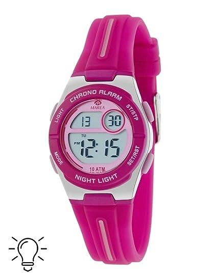 Marea Reloj digital reloj de pulsera infantil Modelo Boys & Girls b25149/3 con luz