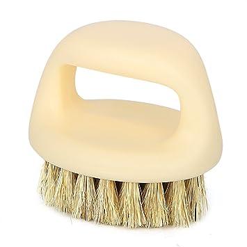 iTimo - Cepillo de cerdas rígidas y suaves para limpieza de ...
