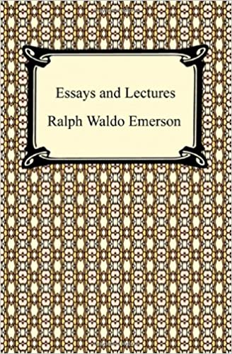 ralph waldo emerson essays first series sparknotes Published first in 1841 in essays and then in the 1847 revised edition of essays, self-reliance took shape over a long emerson's essays ralph waldo emerson buy.
