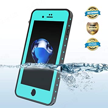 Amazon.com: EFFUN - Funda impermeable para iPhone 8/iPhone 7 ...