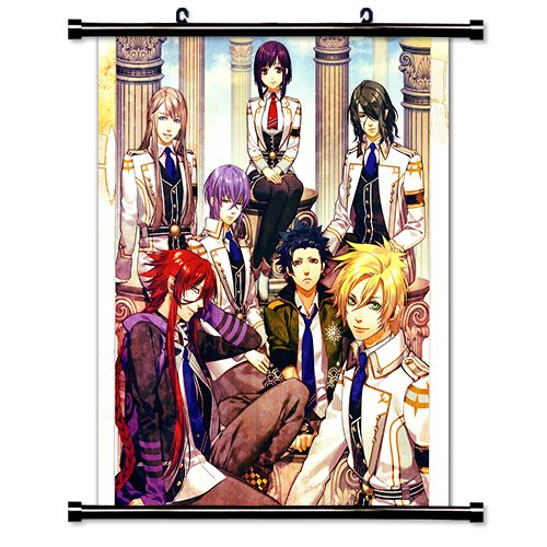 Kamigami no Asobi Anime Fabric Wall Scroll Poster Wp Kamigami no Asobi- 2 L