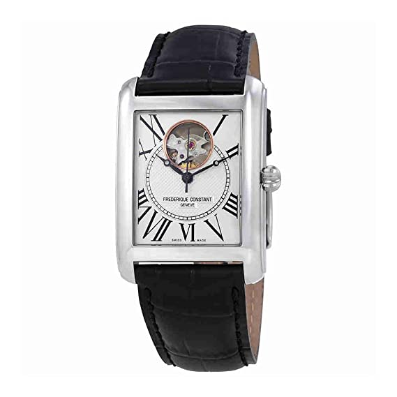 Amazon.com: Frederique Constant Carree Automatic Unisex Watch FC-310MC4S36: Watches