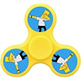 M.Z Tri-Spinner Fidget Toy Hand Spinner New rotary-hand toys provide a new kind of revolving toy for children and adults(Animation)