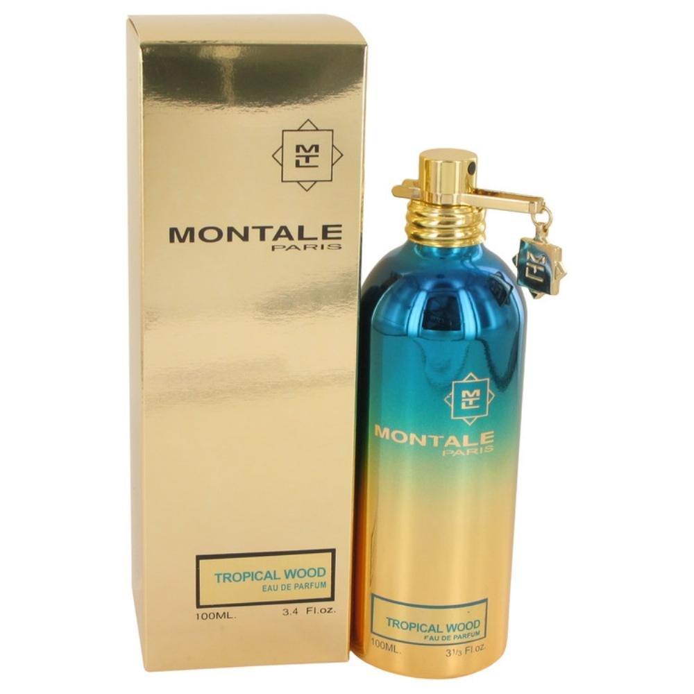 Montale Tropical Wood 100ml/3.4oz Eau De Parfum Spray Unisex Perfume Fragrance B073Z1BG4X