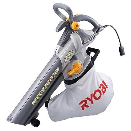 Amazon.com: Ryobi RESV-1010 - Aspirador de soplador: Home ...