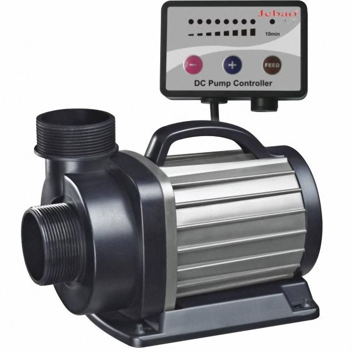 Jecod Jebao DCT-6000 Pumpe für Aquarium, 10 Geschwindigkeiten, Gleichstrom, 6.000 l/h