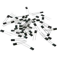 FXCO 50pcs Mylar Film Condensador 100V 2A103J 0.01uF