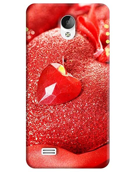 a22dedd35d895a FurnishFantasy Mobile Back Cover for Vivo Y21L: Amazon.in: Electronics