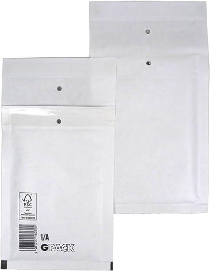 40 Versandtaschen Luftpolsterversandtaschen 12 x 17,5 cm Größe A1 A 1 A//1 1//A //