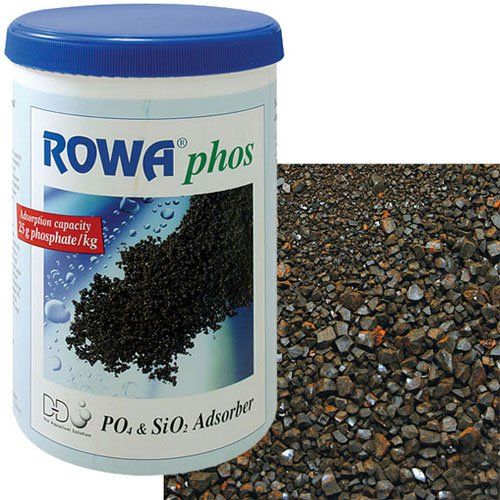 D-D RP-100 ROWAphos Phosphate Removal Media - 1000 ml/2.2 lbs by DELTEC USA