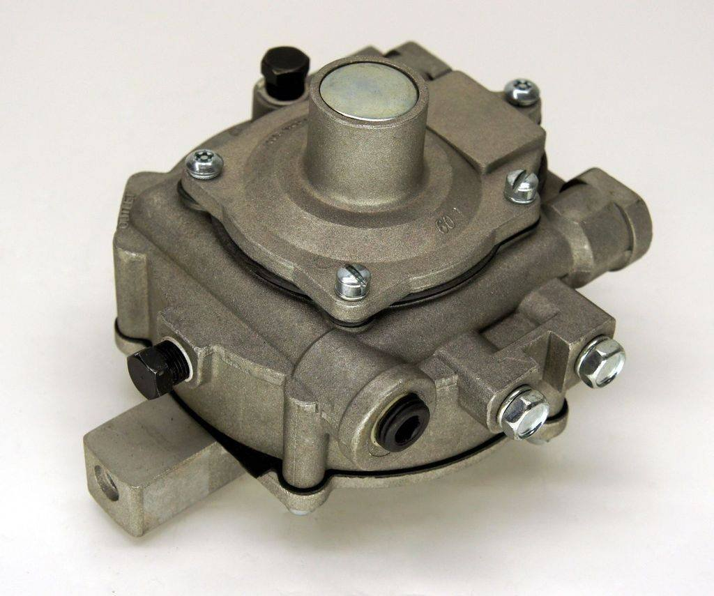 Impco Beam Garretson Style T60-A-Np-N Regulator Vaporizer Primer Generator