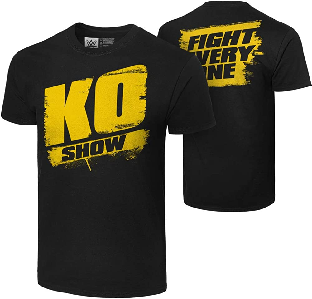 WWE Kevin Owens KO Show Authentic T-Shirt