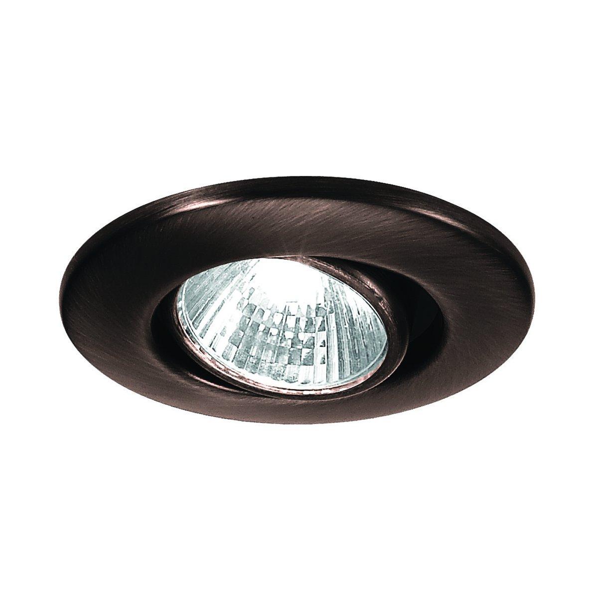 WAC Lighting HR-1137-CB Low Voltage Mini Recessed - Round Adjustable