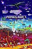 Trends International Minecraft - World
