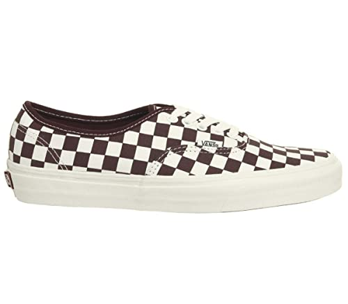 1887784213 Vans Authentic Port Royale Marshmellow Checkerboard - 9 UK  Amazon.co.uk   Shoes   Bags