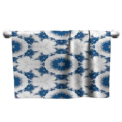 Amazon Com Swim Towel Abstract Seamless Colorful Wallpaper