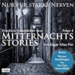 Mitternachtsstories von Edgar Allan Poe (Nur für starke Nerven 4)   Edgar Allan Poe